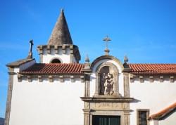 Kerk Valenca Portugal