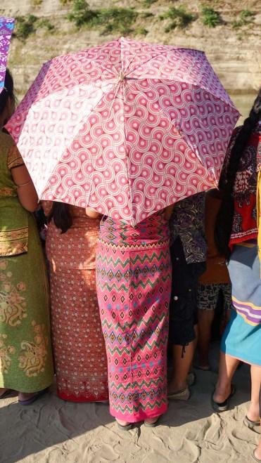 Locals in Bangladesh