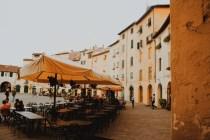 lucca toscane piazza