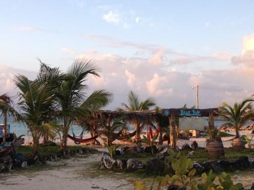 Mahahual BK beach