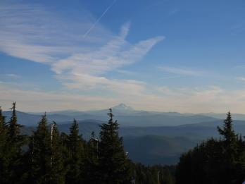 Mount Hood viewpoint
