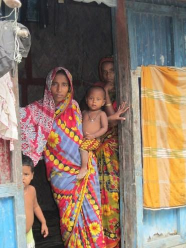 Nijum Dwip locals Bangladesh