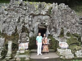 Goa Gajah Olifantentempel