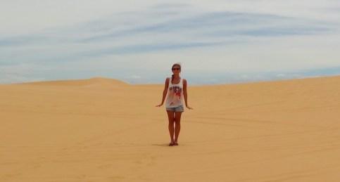 Sandboarden vietnam mui ne