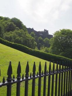 Castle Hill Edinburgh Schotland