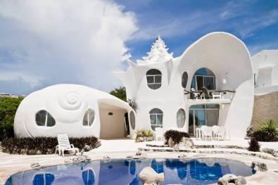 Seashell house airbnb