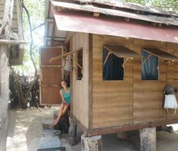 Sri lanka beach hut bucketlist