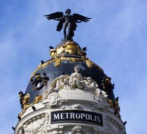 Madrid stedentrip