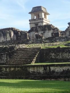 Tempel paleis palenque