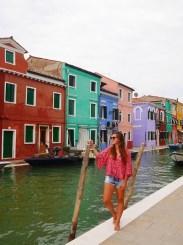 Venetie burano eiland must do