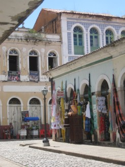 kleurrijke huisjes sao luis brazilie