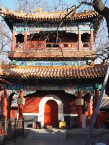 gebouw lama tempel beijing