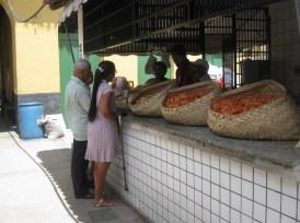 markt sao luis brazilie