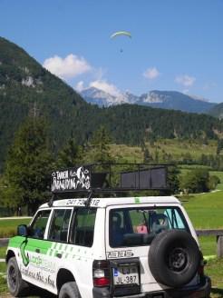 paragliden slovenie outdoor