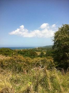 uitzicht scooter negril jamaica