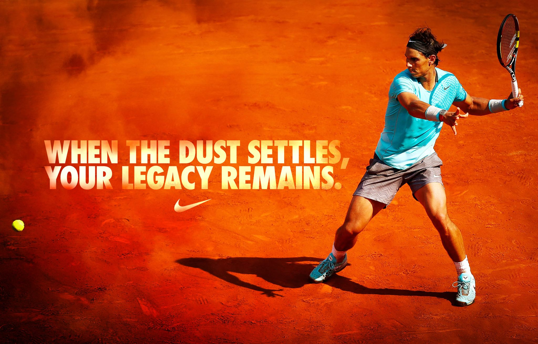 I Love Myself Quotes Wallpapers Rafael Nadal Wins Record 9th French Open In Nike Air Max