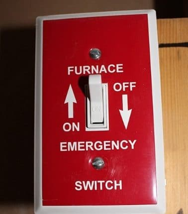 Furnace Emergency Shut Off Switch LP92 \u2013 Roccommunity