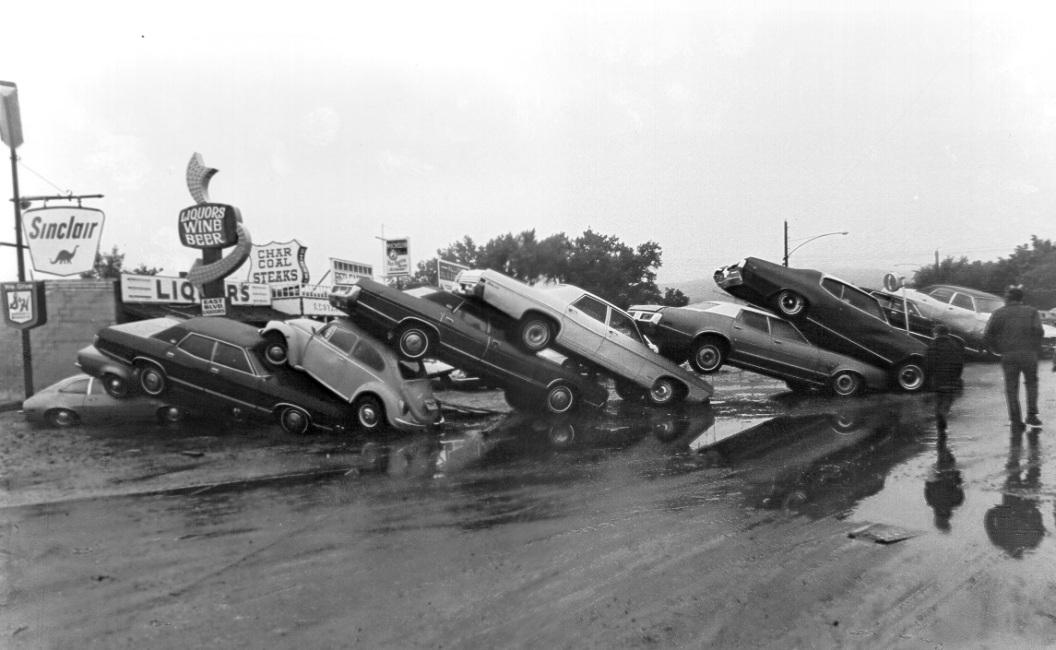 Wallpaper Sioux Falls The Black Hills Flood Of 1972