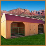 DuraTemp Horse Barn