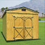 Shed Weatherking Utility