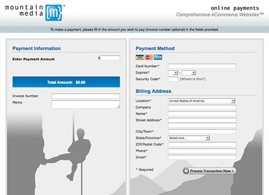 Online Payment Page Samples Create Your Online Payment System - samples of invoices for payment