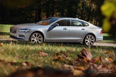2018 Volvo S90 T6 Inscription AWD Review | Web2Carz