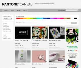 Pantone-Canvas