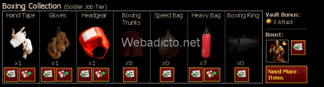 Boxing-Collection