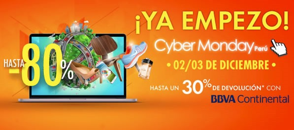 cyber monday linio 2013 ofertas por internet