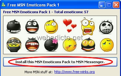 free-winks-iconos-msn-instalar