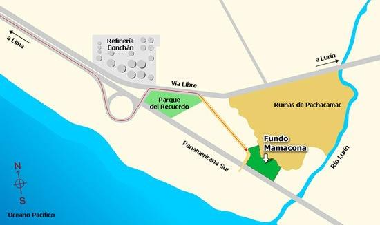 fundo-mamacona-ubicacion-lurin-panamericana-sur-lima-peru