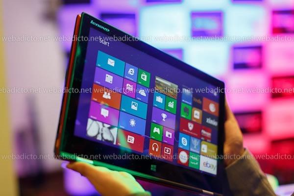 Lenovo Yoga 2 de 13 pulgadas