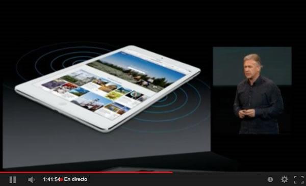 mira en vivo el evento de apple 22 de octubre 2013 desde una pc