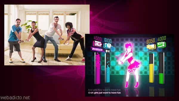 review-juego-just-dance-wii-cyndi-lauper