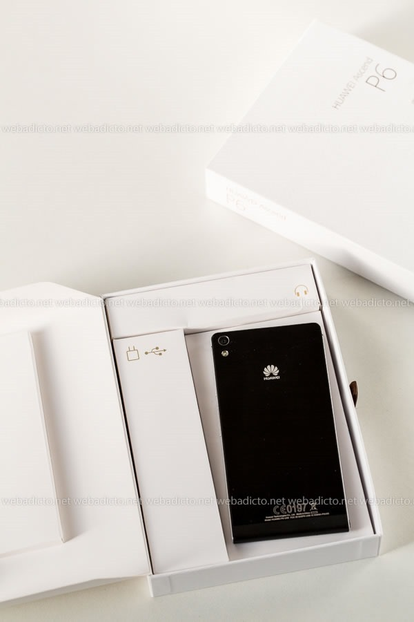 review huawei ascend p6-8887