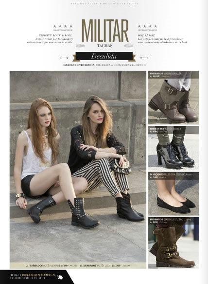 ripley-zapatos-accesorios-temporada-otono-invierno-2013-tendencia-militar-tachas