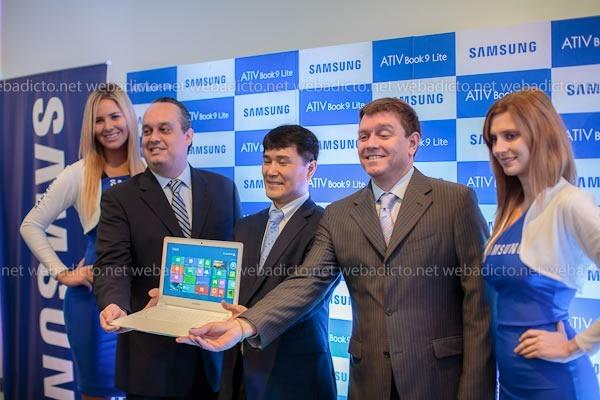 El presidente de Samsung Perú, Joseph Park