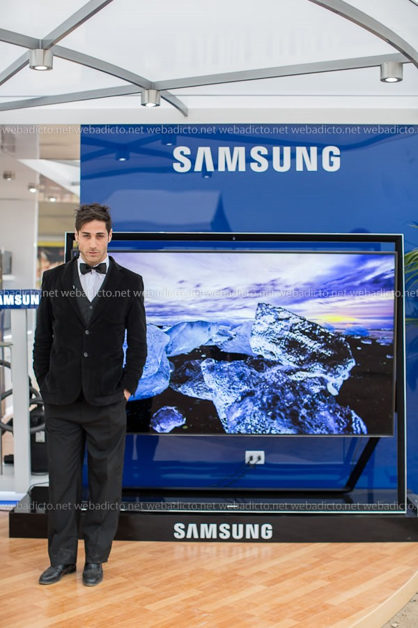 televisor Serie 9 Ultra HD de Samsung de 85 pulgadas UE85S9SL