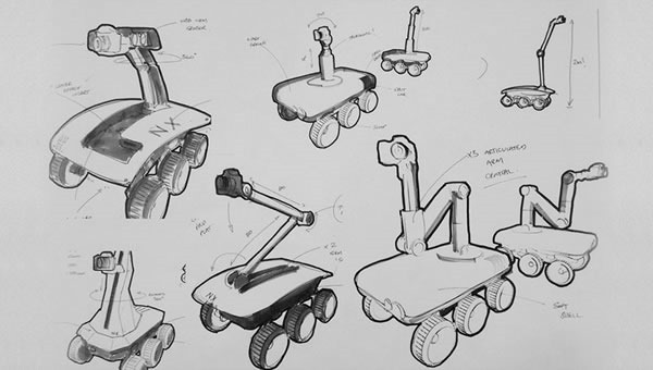 samsung nx rover