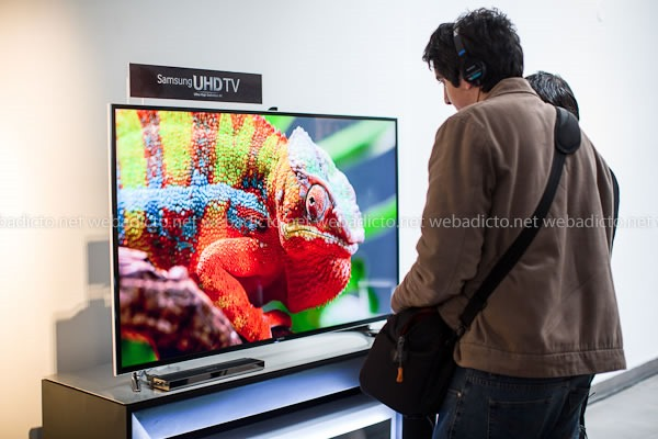 televisores samsung uhd tv f9000 y serie 9-9330