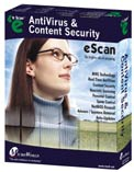 escan boxshot eScan Antivirus 6 months free License