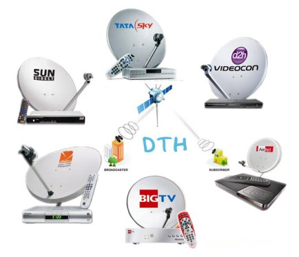 DTH Service Providers