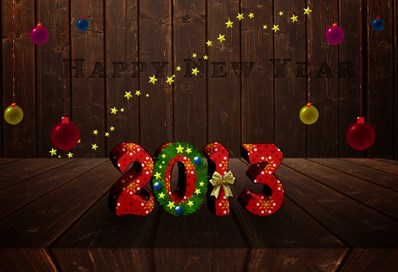 2013 3d by mai994 d5p7sai Download Happy New Year 2013 Wallpaper for Desktop, iPad, Mobile