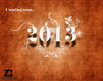 2013 by zeecreations d5o7ro5 1 Download Happy New Year 2013 Wallpaper for Desktop, iPad, Mobile