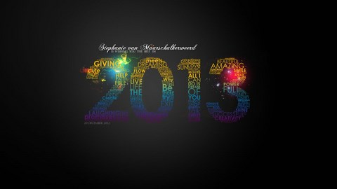 wishing you the best in 2013  by stephanievm Download Happy New Year 2013 Wallpaper for Desktop, iPad, Mobile