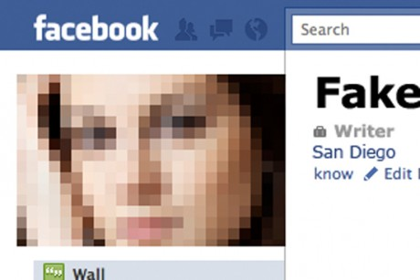 Find fake Facebook profile
