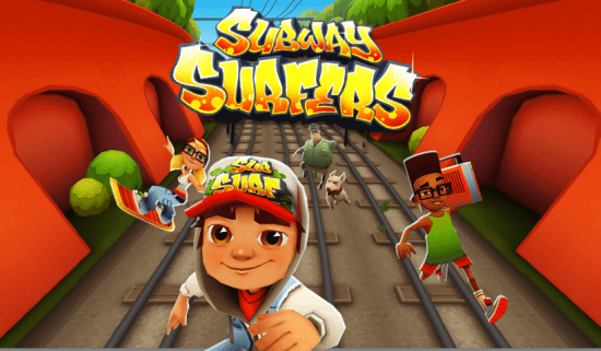 Subway Surfers screenshot How to Play Subway Surfers on PC? Download Subway Surfers for PC, Mac