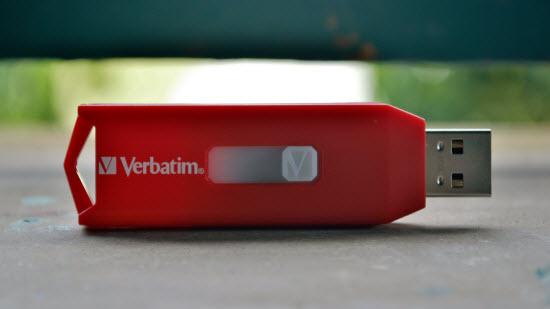 Verbatim Store 'n' Go USB 2.0 Flash Drive