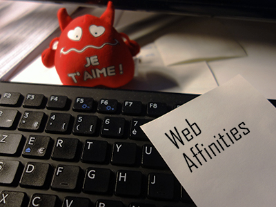 Web Affinities site de rencontre