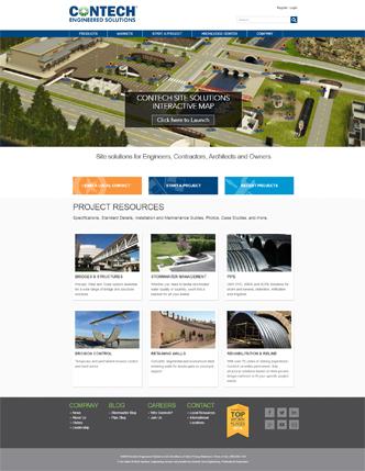 Best construction Website Awards